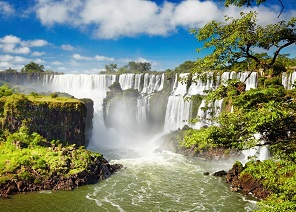 Iguazú Falls - Wonder of the World