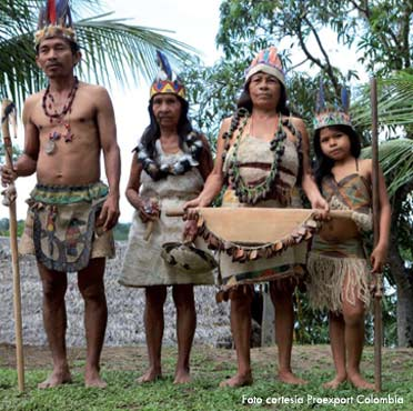 Culturas Indigenas en el Amazonas